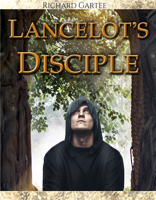 cover of Lancelot's Disciple