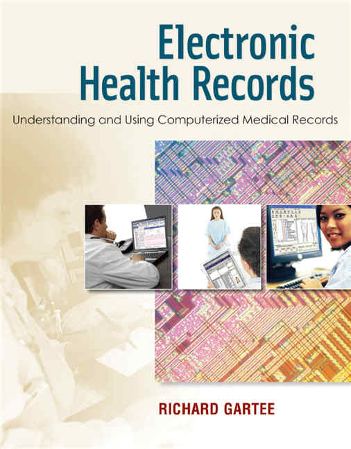 Electronic Health Records book cover