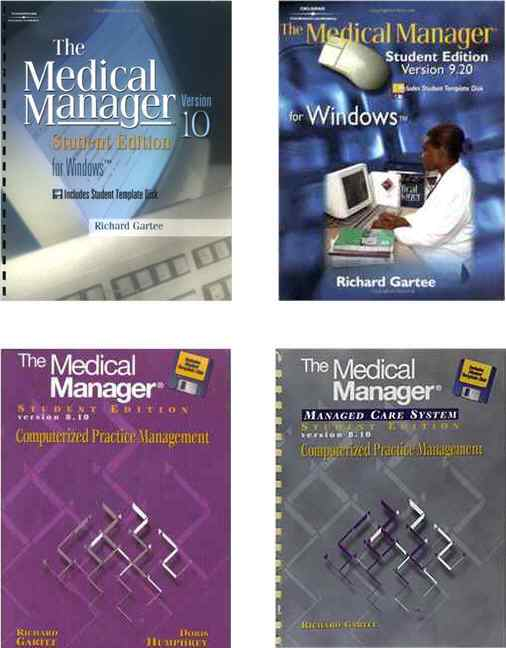4 medical manager covers